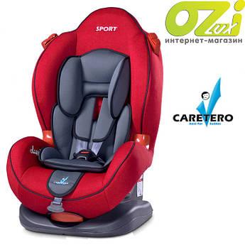 Автокресло Caretero Sport Classic 9-25 кг red