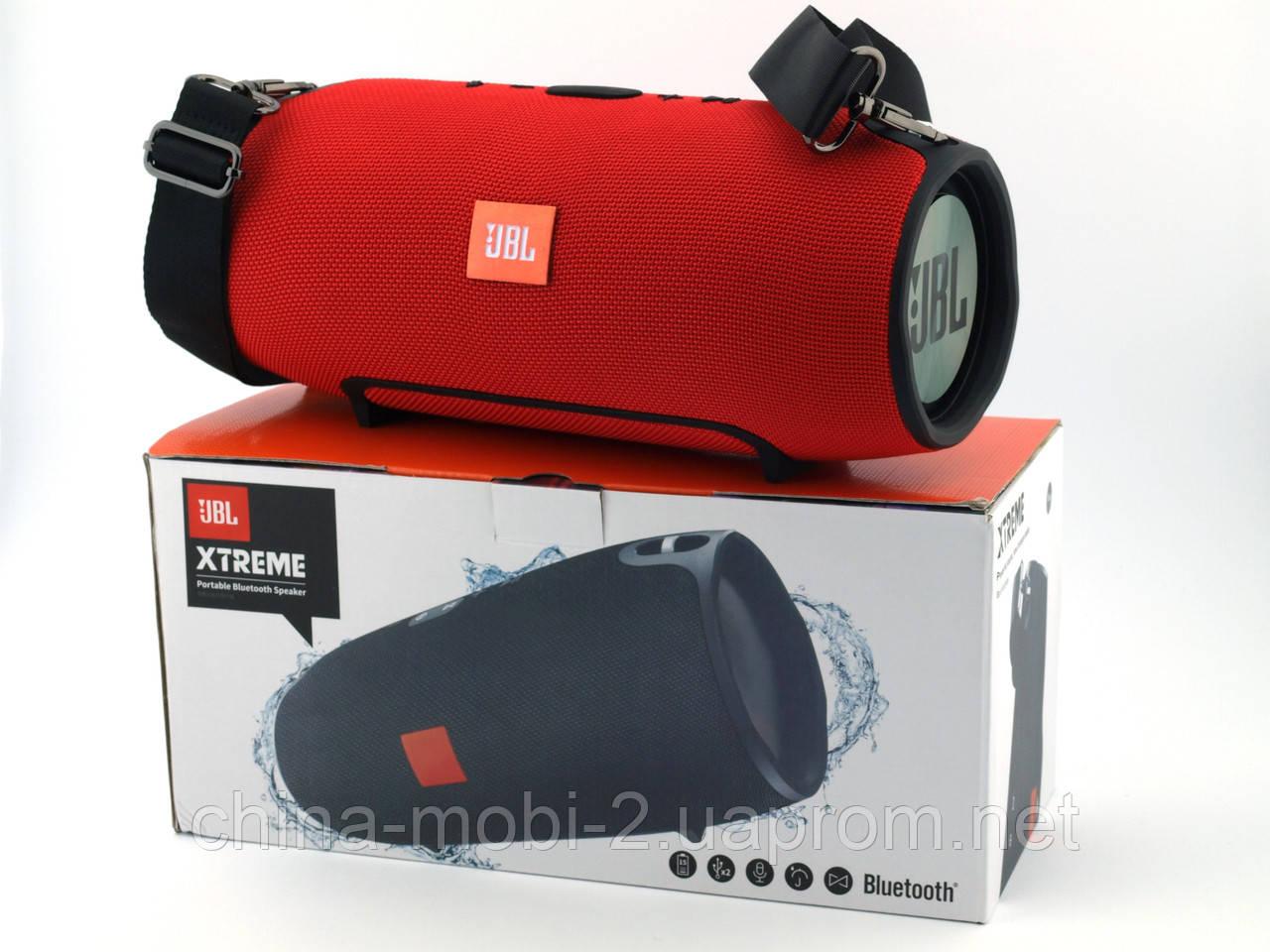 JBL Xtreme (540) 40W копия, Bluetooth колонка с FM MP3, красная
