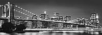 Фото-обои KOMAR  4-320 New York Brooklyn Bridge + клей в комплекте