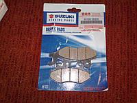 Тормозные колодки передние правые К7 Suzuki Burgman SkyWave 59100-05820, фото 1