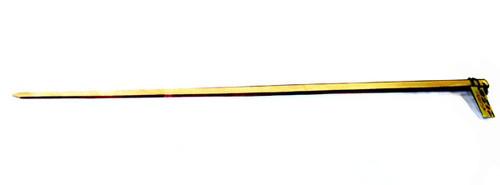 Указка школьная, деревянная, на шнурке, 85 см, Атлас, К-1207, 904616