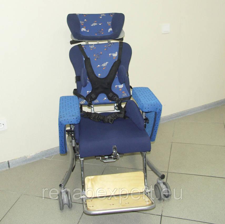 Реабилитационное Кресло для стабилизации ребенка с ДЦП Schuchmann Reha MADITA-FUN Special Chair Used до 50 кг
