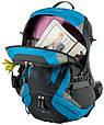 Женский рюкзак 20 л. в спортивном стиле FUTURA 20 SL DEUTER, 34194 4319 черный, фото 5