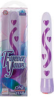 Вибромассажер Forever Yours Vibrator Purple California Exotic