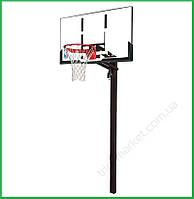 Баскетбольная стойка Spalding 88365CN Acrylic in-ground 54
