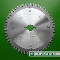 Дисковая пила Stehle 160х2,2х1,6х20 z=56 для цветных металлов