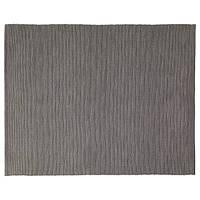 МЭРИТ Салфетка под приборы, серый, 35x45 см 40343807 IKEA, ИКЕА, MARIT