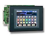 NSJ5 Программируемый терминал с 5,7-дюймовым TFT/STN экраном в комбинации с ПЛК и сетевым интерфейсом