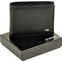 Мужской кожаный кошелек Dr.Bond на магните, фото 1