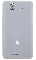 Чохол Fly IQ4490і Poly Jacket TPU Transparent