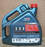 Моторное масло CASTROL Magnatec 5W-40 A3/B4, 4л, фото 2