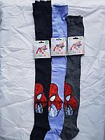 """Детские колготки для мальчика """"Спайдермен"""""""