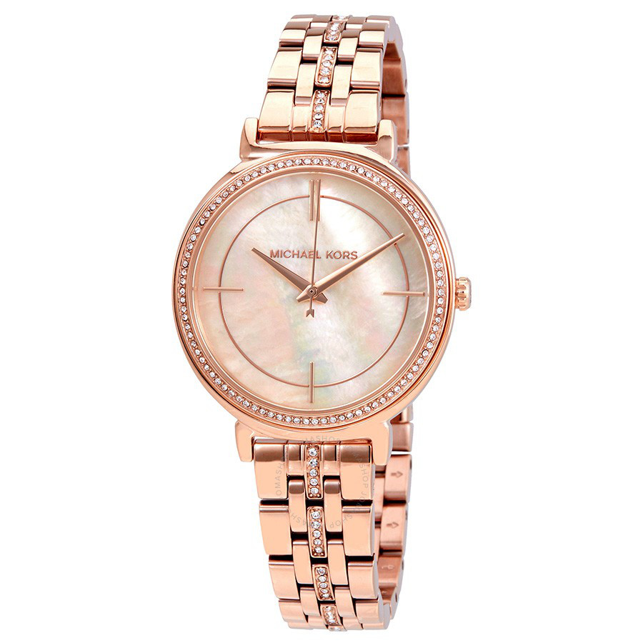 Часы Michael Kors Cinthia Mother of Pearl MK3643