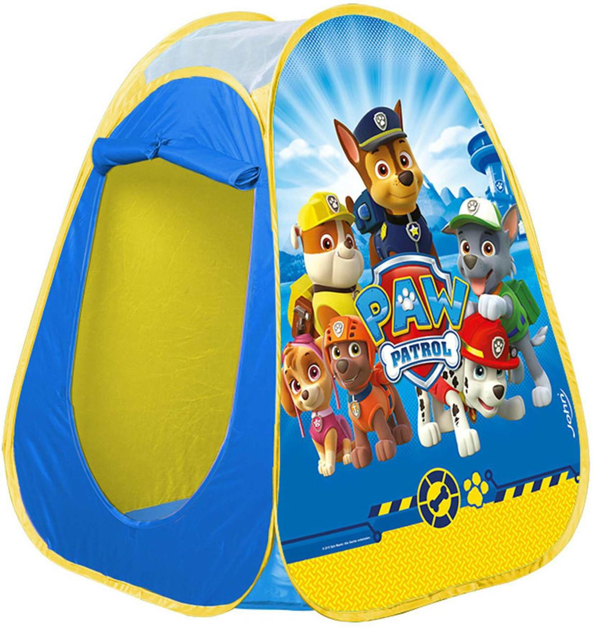Детская палатка John Игровой домик Щенячий патруль 71044