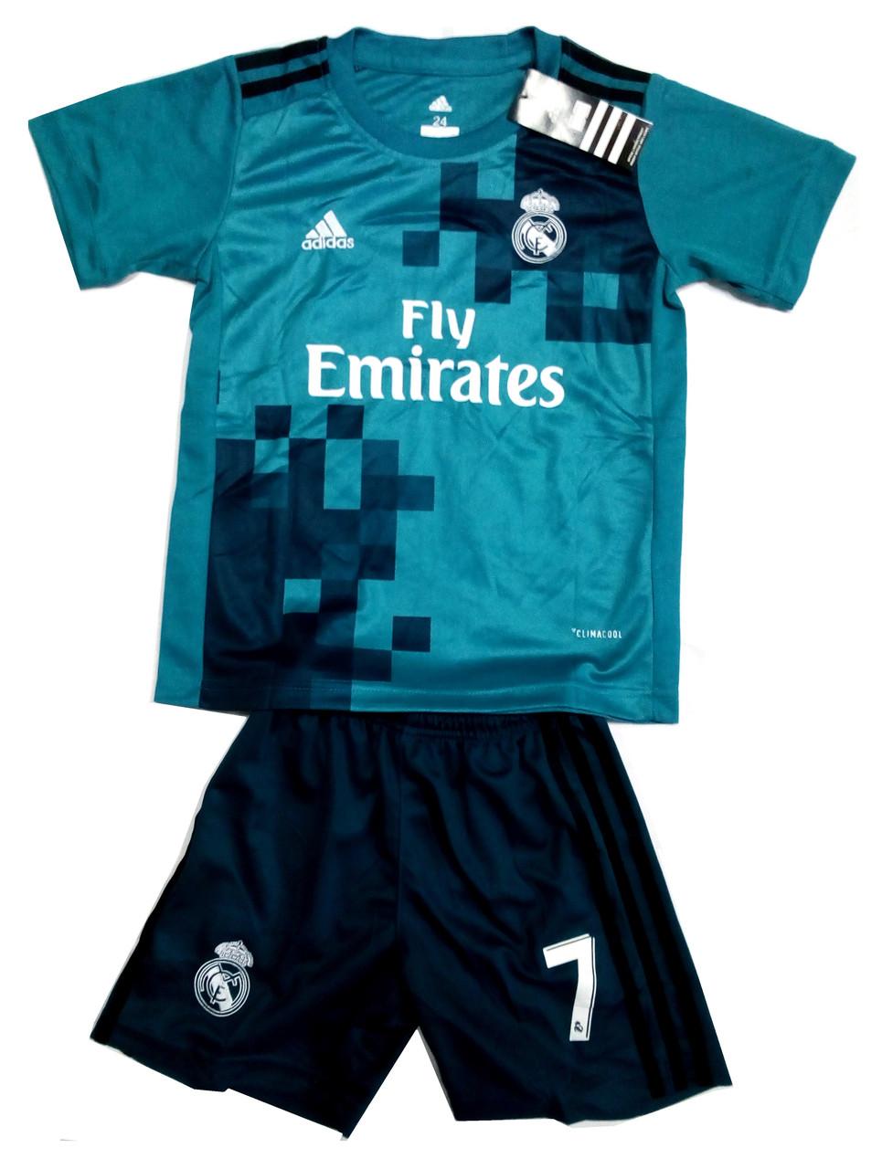 Детская форма ФК Реал Роналдо