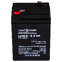 Аккумулятор AGM LPM 6-5.2 AH