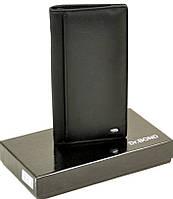 Мужской кожаный кошелек портмоне Dr.Bond на магните, фото 1