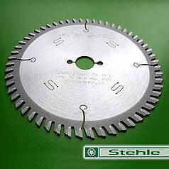 160х2,2х1,6х20 z=56 Дискова пила Stehle для покритих пластиком деревостружкових матеріалів