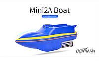 Прикормочный кораблик для рыбалки Boatman Mini 2A - Новинка 2018 как Jabo Carpboat