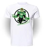 Футболка мужская размер L GeekLand Зелёный Фонарь Green Lantern GL.01.001