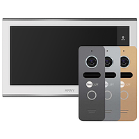 ARNY AVD-740 и NeoLight Solo комплект видеодомофона