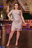 Шикарное женское платье Размер: 58, 62, 52, 54, 56, 60, фото 4