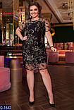 Шикарное женское платье Размер: 58, 62, 52, 54, 56, 60, фото 2