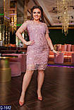 Шикарное женское платье Размер: 58, 62, 52, 54, 56, 60, фото 5