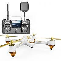 Квадрокоптер Hubsan H501S Pro Version (белый) – GPS, FPV, HD Camera