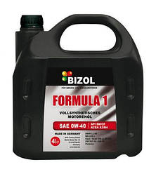 BIZOL FORMULA 1 0W-40 1л