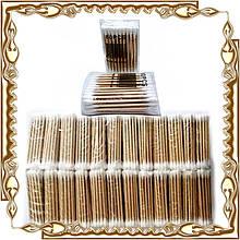 Ватные палочки (ухочистки) дерев. 56 шт.