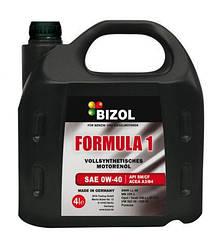BIZOL FORMULA 1 0W-40 4л