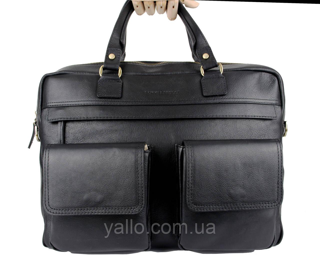 Мужская кожаная сумка T5122-900 Tony Bellucci