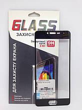 Защитное стекло Meizu M3 Black