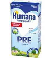 Жидкая молочная смесь Humana Pre mit LC PUFA 450 мл