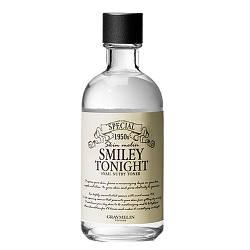 Эмульсия для лица с муцином улитки Graymelin Smiley Tonight Snail Emulsion - 130 мл