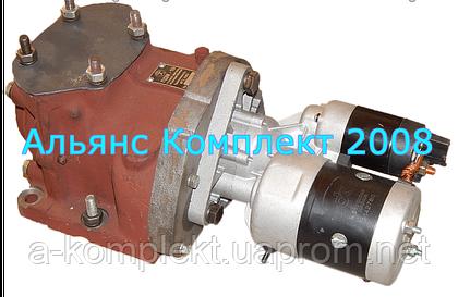 Пусковой двигатель нового образца МТЗ, ЮМЗ