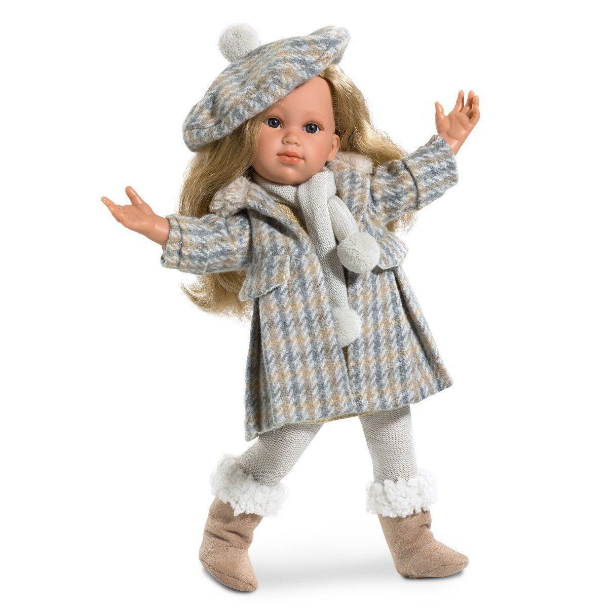 Кукла испанская Хелена 42 см Llorens 54202