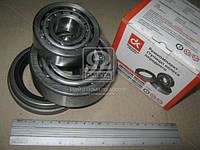Ремкомплект ступицы ГАЗ 3307,53 колеса переднего (2подш.DPI +манжета)  3307-3103800