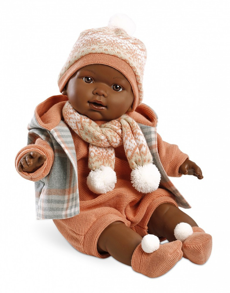 Кукла испанская Зареб интерактивная 42 см Zareb Llorens 42637