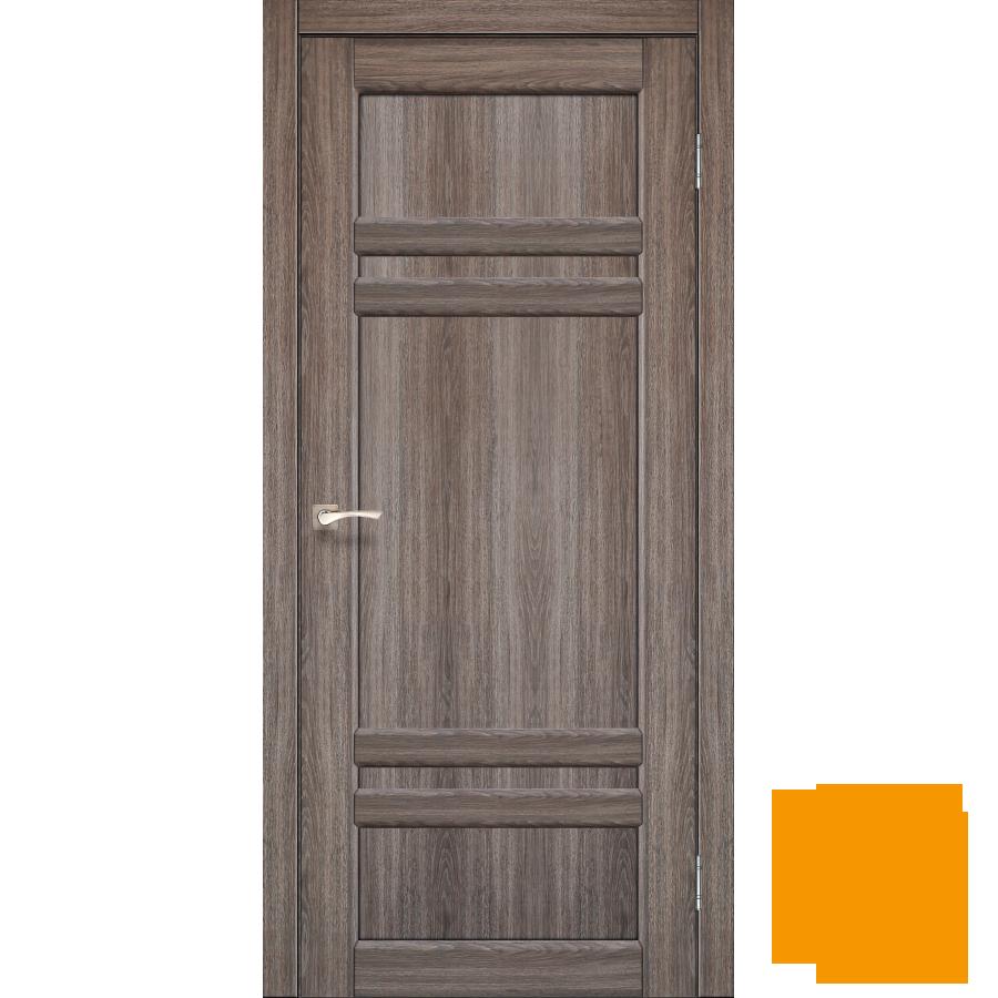 """Межкомнатная дверь коллекции """"Tivoli"""" TV-02 (дуб грей)"""
