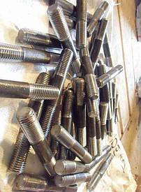 Шпилька М30 ГОСТ 22040-76, ГОСТ 22041-76, DIN 940 з ввинчиваемым кінцем довжиною 2,5 d