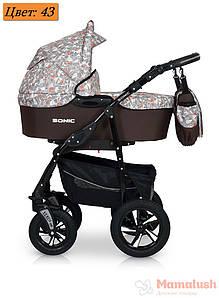 Детская коляска Verdi Sonic 3 в 1 43