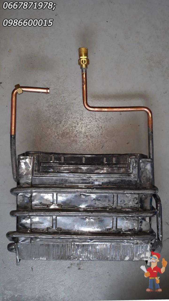Теплообменник из нержавейки газовая колонка везувий скиф с теплообменником