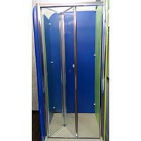 Душевая дверь 120х190 ATLANTIS ZDM-120-2 (L)