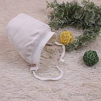 Утепленная шапочка Cool (айвори)