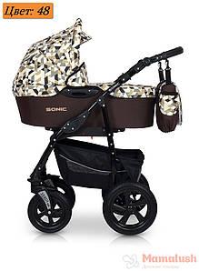 Детская коляска Verdi Sonic 3 в 1 48