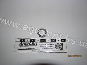 Кольцо стальное 12 (зубчатое), кат. № DIN 6798A
