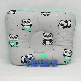 """Подушка для новорожденных """"Панда"""""""