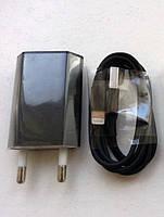 Зарядное 2в1 + USB кабель для Iphone 6, фото 1